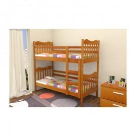 Ліжко двоярусне Мауглі 80х190