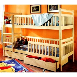 Ліжко двоярусне Том і Джері 90х200