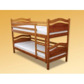 Ліжко двоярусне Віні Пух 80х200