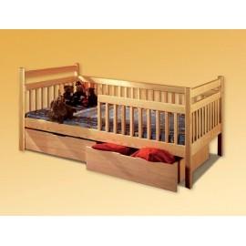 Ліжко односпальне МОЛЛІ 80х190