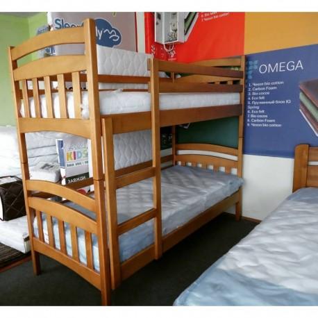 Ліжко двоярусне Бембі