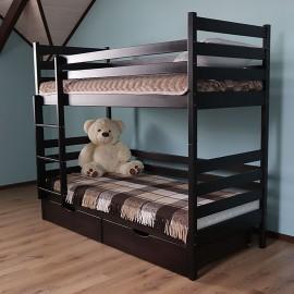 Ліжко двоярусне Шрек 90х190