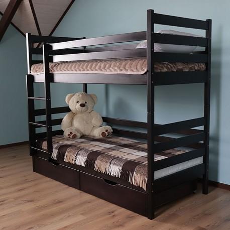 Ліжко двоярусне Шрек