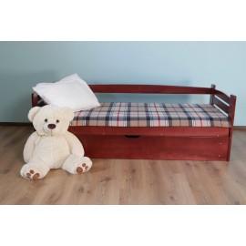 Ліжко односпальне з підйомним механізмом КАРЛСОН 80х200