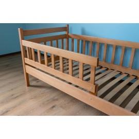 Борт безпеки до ліжка прямий або решітчастий
