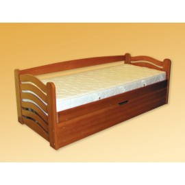 Ліжко односпальне Колобок